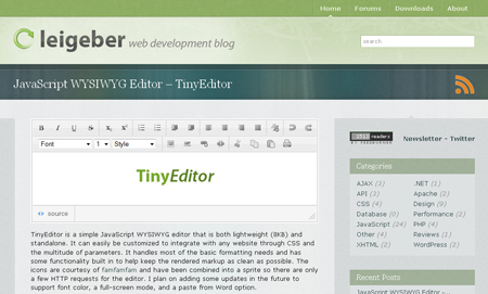 JavaScriptWYSIWYGEditor傍inyEditor.jpg