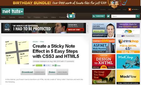Effect5EasyStepsCSS3andHTML5.jpg