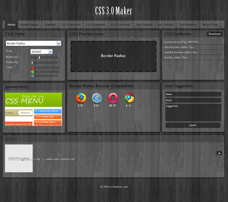 CSS3.0Maker.jpg